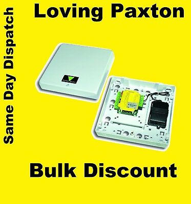 14 x In stock PAXTON Switch2 controller 12V 1A PSU, Plastic housing 242-166