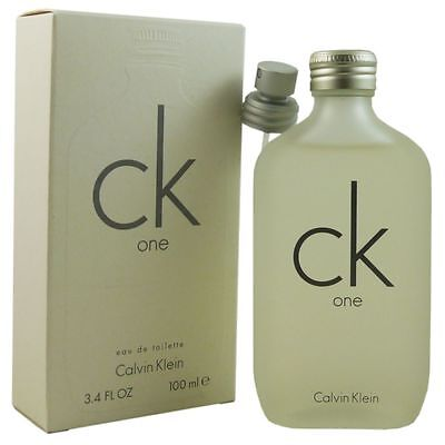 Calvin Klein CK One 100 ml Eau de Toilette EDT
