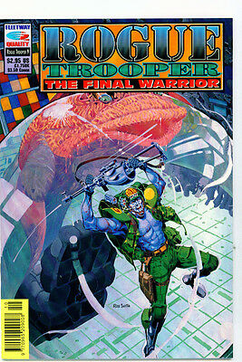 <•.•> ROGUE TROOPER: THE FINAL WARRIOR • Issue 9 • Quality Comics