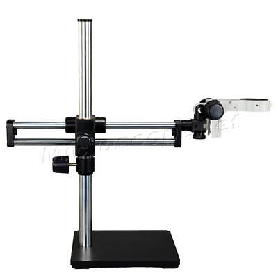 Heavy Duty Ball-Bearing Dual-arm Boom Stand for Stereo Microscopes+Focusing Rack