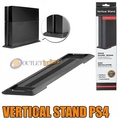 Base Verticale Vertical Stand Ps4 Supporto Playstation 4 Offerta Nuovo
