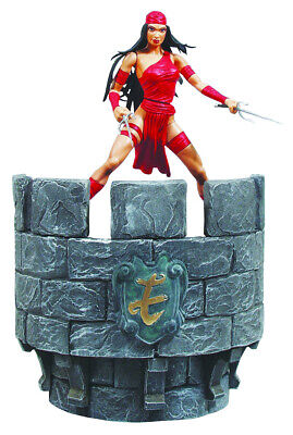 Diamond Select Marvel Select - Elektra Special Collector Actionfigur