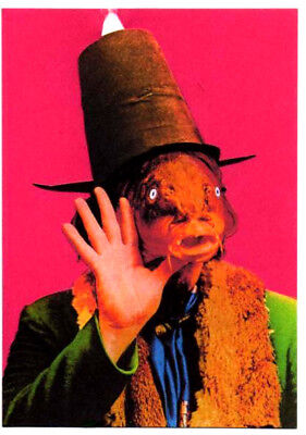 CAPTAIN BEEFHEART POSTER. Trout Mask Replica.