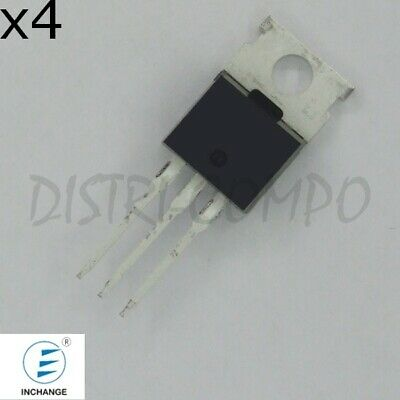 2SC1173 Transistor NPN 30V 3A TO-220 Inchange RoHS (Lot de 5)