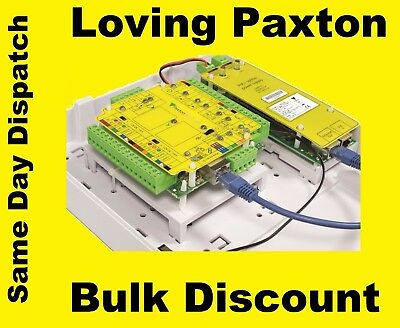 Paxton Net2 plus 1 door controller  with PoE+ and Plastic cabinet 682-284