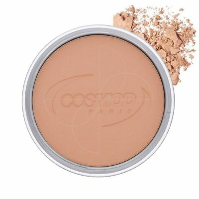 Fond De Teint - Poudre Compact - Teinte Beige - N°2 - Make.up - Cosmod