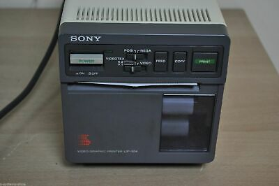 SONY Video Graphic Printer UP-104 ! New, Never Used in Original Box ! Japan !