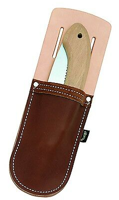 Weaver Leather ARS Folding Saw Pouch with Optional Pruner Pouch