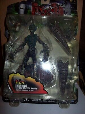 Figurine HOUSE OF THE DEAD : KEN - PALISADES - NEW IN BOX - SEGA