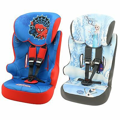 Nania Racer Baby / Child Forward Facing Car Seat / Booster - Group 1/2/3