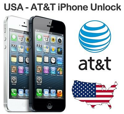 Factory Unlock Service code  AT&T  iPhone X,8+,8,7+,7,6s,6,5  Fast 5min-12h