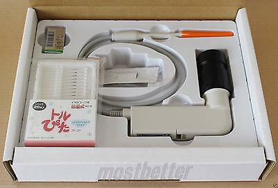 New Ear Scope 13000 Pixel Otoscope Coden Fiber optic Light Earwax Cleaner Japan