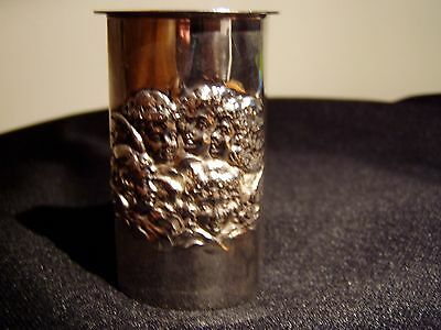 Sterling Silver Purfume Bottle Holder