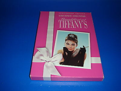 DVD BREAKFAST at TIFFANYS dvd region 1 -BUEN ESTADO!