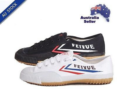 Training Shoes Feiyue Free Running Parkour Kung Fu Martial Arts Tai Chi WuShu