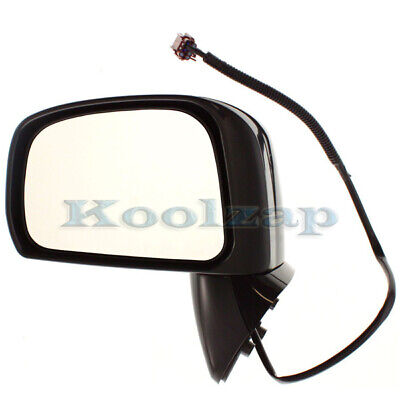 Power Non-Heat Fold Rear View Mirror Right Passenger Side For 07-12 Versa 4-Door