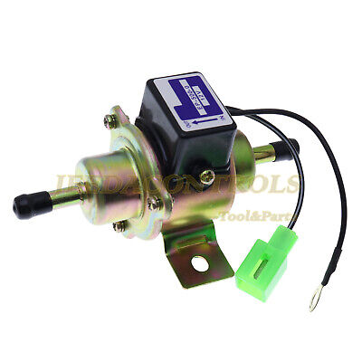 New 12V Electric Fuel Pump 12585-52031 For Kubota Engine