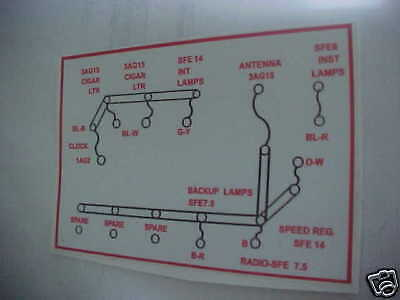 1963 lincoln fuse box get free image about wiring diagram. Black Bedroom Furniture Sets. Home Design Ideas