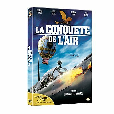 Dvd La Conquete De L'air Neuf Direct Editeur