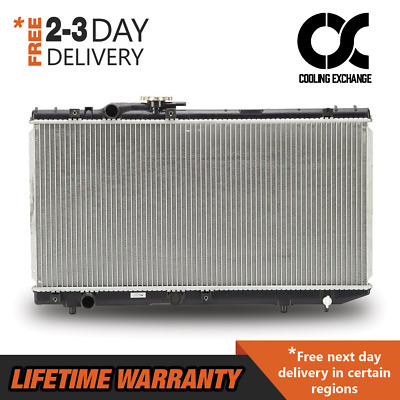 Radiator For 91-94 Toyota Tercel 92-95 Paseo L4 4 Cylinder 1.5L TO3010235 New