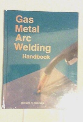 Gas Metal Arc Welding book. William H. Minnick. ISBN 1566376920.