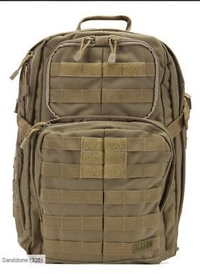 5.11 TACTICAL. GENUINE RUSH 24 Sandstone BACK PACK
