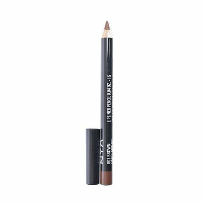 NYX Cosmetics Slim Lip Pencil SPL802 Brown 1.2g