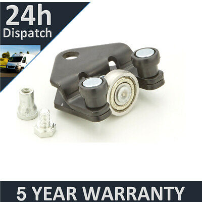 For Renault Master 2001-2010 Lower Right Van Side Sliding Door Roller Full Unit