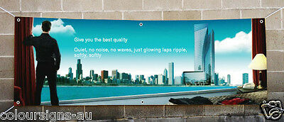 Custom Outdoor Vinyl Banner/ Discount banner,custom print 3600x1000mm