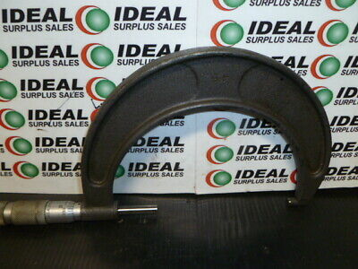 BROWN & SHARPE 4to5INCH GAGE USED