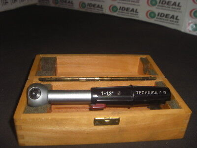 TECHNICA 1to12INCHES **USED**