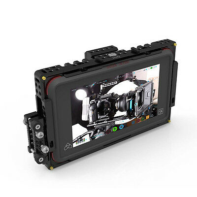 SMALLRIG 2008 Monitor Cage for ATOMOS Shogun Inferno and Flame Series W/ Sunhood