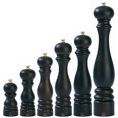 Peugeot Paris U-Select Chocolate Dark Beech Salt and Pepper Mills