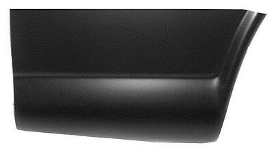 1996-2011 Chevy Express Van Lower Rear Section Of Quarter Panel Driver Side