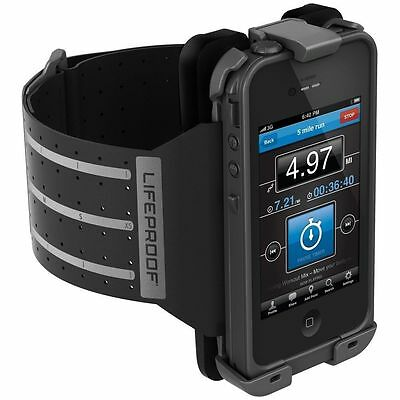 NEW Genuine LifeProof ArmBand for iPhone 4 / 4S (Case Not Included) All Proof