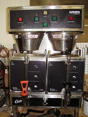 Curtis Gem 12 System  Commerical Coffee Brewing Machine Used Great Shape