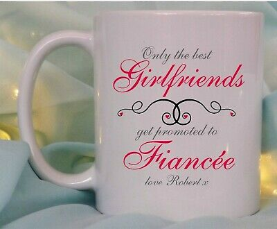Only The Best Friends Girlfriends Get Promoted Mug Coaster Wife Godmother Gift
