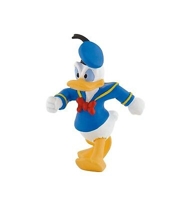 BULLYLAND DISNEY MICKEY MOUSE CLUBHOUSE FIGURE - Donald Duck Angry