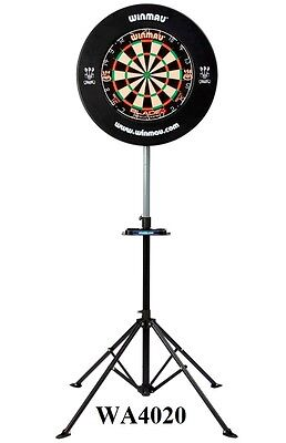 Winmau Competition Xtreme Dart Board Stand Portable Great for Blade 4 & Blade 5