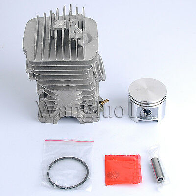 New CYLINDER PISTON KIT 4 STIHL MS290 029 MS310 MS390 039 CHAINSAW 46mm RINGS