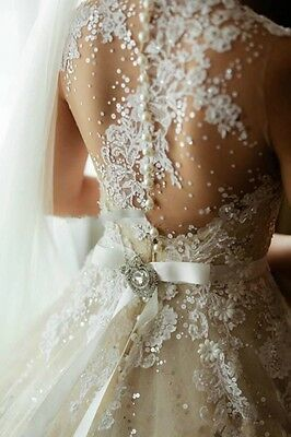 New Sweetheart White/Ivory Bridal Gown Wedding Dress Size:6/8/10/12/14/16/18+++