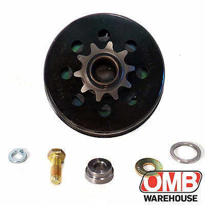"""Noram Premier Stinger Racing Clutch 10 Tooth 3/4"""" Bore #40/41 Chain For Go Kart"""