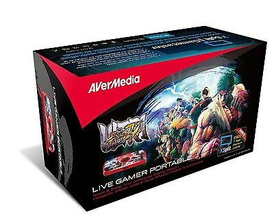 AVerMedia--Live Gamer Portable. 1080P HD Game Capture and Streaming for PS4, ...