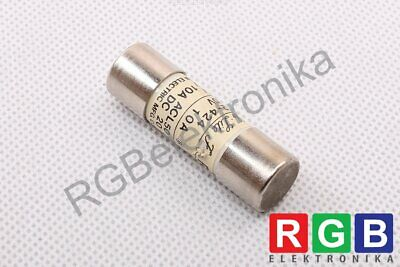 Cello-Lite Fuse Pc1 32-424 250V 10A 50Ka Ac.500V Dc.250V Utsunomiya Mfg Id8084