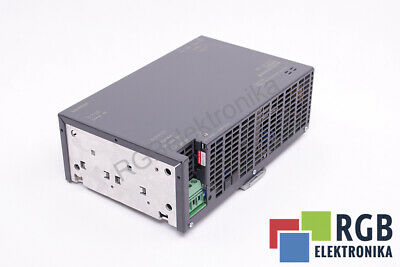 Power Supply 6Ep1437-2Ba10 24Vdc 40A Sitop Power 40 Siemens 12M Warranty Id303