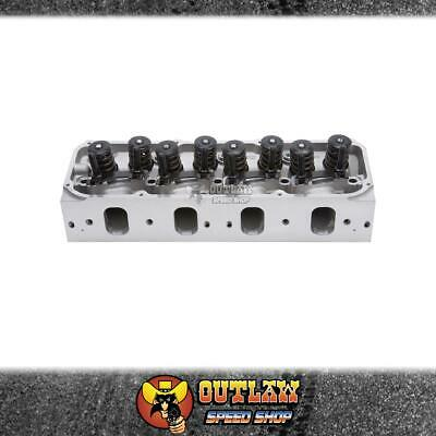 Edelbrock Alloy Cylinder Heads Ford Cleveland Perf Rpm-Complete Each - Ed61629