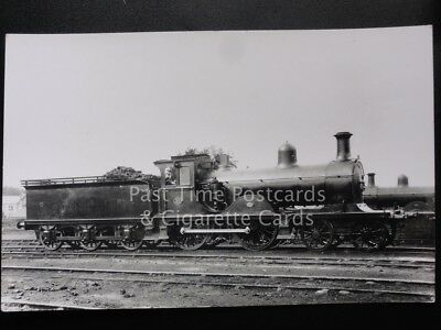 Great North of Scotland Railway GNSR Steam Locomotive No.35 RP Photocard 110515