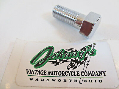 New Chrome Kawasaki Kickstarter Bolt Z1 900 Kz900 Kz1000