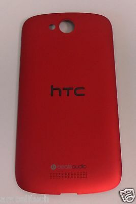 Original NEW OEM HTC PM36100 Red Back Cover Battery Door