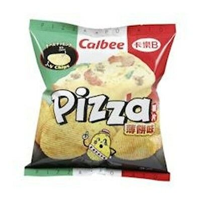 Calbee Pizza Flavoured Chips (50gm) x 6packs